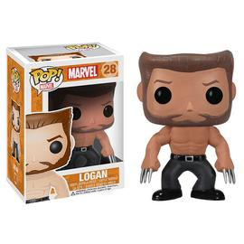 The Wolverine - The Logan Marvel Pop! Vinyl Bobble Head