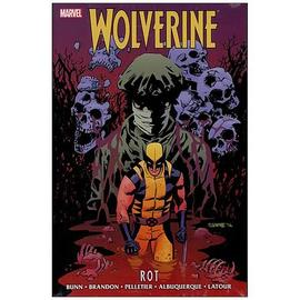 The Wolverine - Rot Premiere Hardcover Graphic Novel