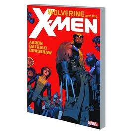 The Wolverine - and the X-Men by Jason Aaron Vol. 1 Graphic Novel