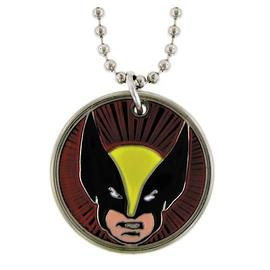 The Wolverine - Mask Necklace