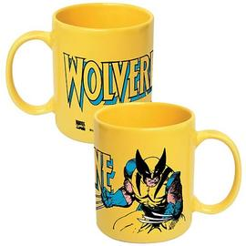 The Wolverine - Marvel Yellow Coffee Mug