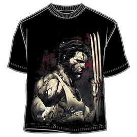 The Wolverine - Blood and Steel T-Shirt