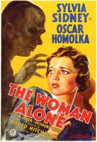 The Woman Alone - 27 x 40 Movie Poster - Style A