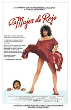 The Woman in Red - 27 x 40 Movie Poster - Spanish Style A