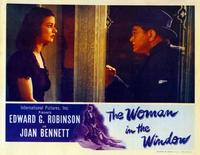 The Woman in the Window - 11 x 14 Movie Poster - Style A