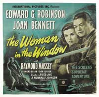 The Woman in the Window - 30 x 30 Movie Poster - Style A