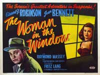 The Woman in the Window - 27 x 40 Movie Poster - UK Style A