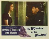 The Woman in the Window - 11 x 14 Movie Poster - Style C