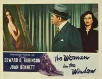 The Woman in the Window - 11 x 14 Movie Poster - Style D