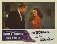 The Woman in the Window - 11 x 14 Movie Poster - Style I