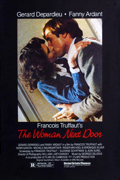 The Woman Next Door - 27 x 40 Movie Poster - Style A
