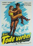 The Woman They Almost Lynched - 11 x 17 Movie Poster - Danish Style A