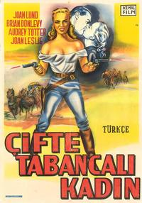 The Woman They Almost Lynched - 27 x 40 Movie Poster - Foreign - Style A