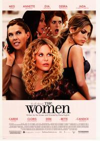 The Women - 43 x 62 Movie Poster - Bus Shelter Style A
