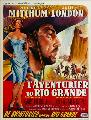 The Wonderful Country - 11 x 17 Movie Poster - Belgian Style A