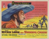 The Wonderful Country - 11 x 14 Movie Poster - Style A