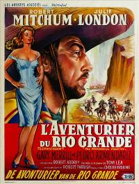 The Wonderful Country - 27 x 40 Movie Poster - Belgian Style A