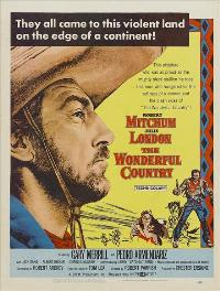 The Wonderful Country - 11 x 17 Movie Poster - Style A