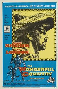 The Wonderful Country - 27 x 40 Movie Poster - Style C