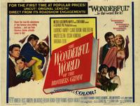 The Wonderful World of the Brothers Grimm - 11 x 14 Movie Poster - Style A