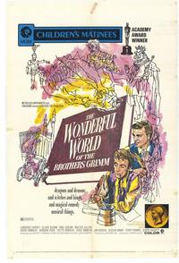 The Wonderful World of the Brothers Grimm - 27 x 40 Movie Poster - Style A
