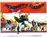 The Wonders of Aladdin - 11 x 14 Movie Poster - Style A
