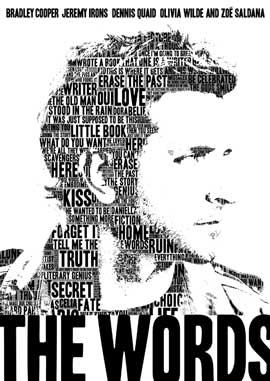 The Words - 11 x 17 Movie Poster - Style A