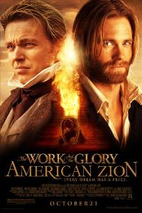 The Work and the Glory II: American Zion - 11 x 17 Movie Poster - Style B
