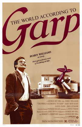 The World According to Garp - 11 x 17 Movie Poster - Style A