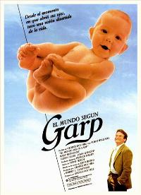 The World According to Garp - 27 x 40 Movie Poster - Spanish Style A