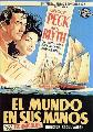 The World in His Arms - 11 x 17 Movie Poster - Spanish Style B