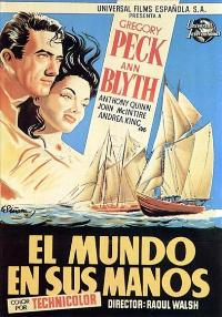 The World in His Arms - 27 x 40 Movie Poster - Spanish Style B