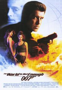 The World Is Not Enough - 11 x 17 Movie Poster - Style A