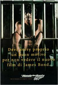 The World Is Not Enough - 11 x 17 Movie Poster - Italian Style A