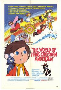 The World of Hans Christian Andersen - 11 x 17 Movie Poster - Style A