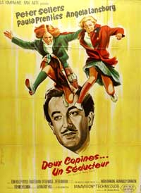 The World of Henry Orient - 27 x 40 Movie Poster - French Style A