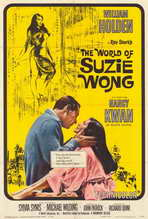 The World of Suzie Wong - 27 x 40 Movie Poster - Style A