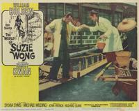 The World of Suzie Wong - 11 x 14 Movie Poster - Style A