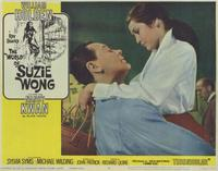 The World of Suzie Wong - 11 x 14 Movie Poster - Style B