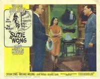 The World of Suzie Wong - 11 x 14 Movie Poster - Style C