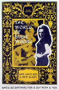 The World of Suzie Wong - 27 x 40 Movie Poster - Style B