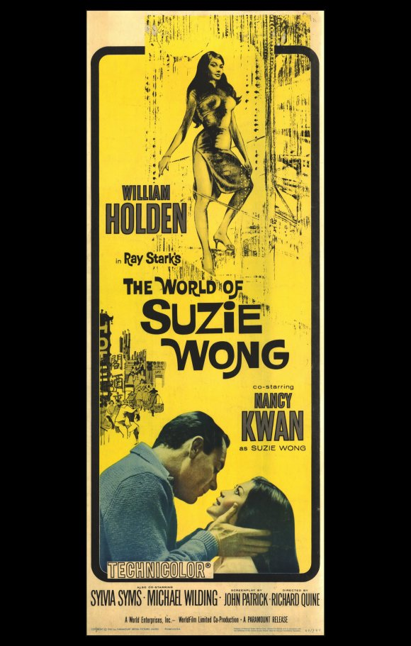 the world of suzie wong movie posters from movie poster shop