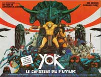 The World of Yor - 22 x 28 Movie Poster - Half Sheet Style A