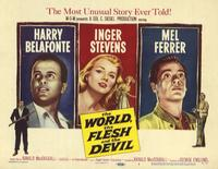 The World, the Flesh and the Devil - 11 x 14 Movie Poster - Style A