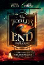 The World's End - 27 x 40 Movie Poster - UK Style A