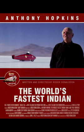 The World's Fastest Indian - 11 x 17 Movie Poster - Style A