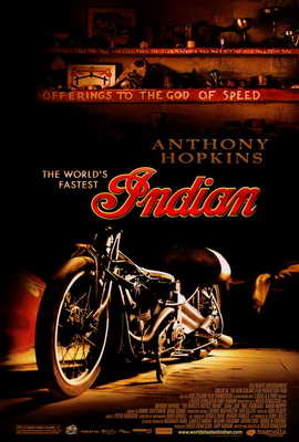 The World's Fastest Indian - 11 x 17 Movie Poster - Style B