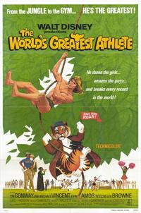 The World's Greatest Athlete - 27 x 40 Movie Poster - Style A