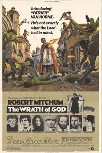 Wrath of God - 11 x 17 Movie Poster - Style A