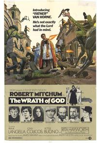 Wrath of God - 27 x 40 Movie Poster - Style A